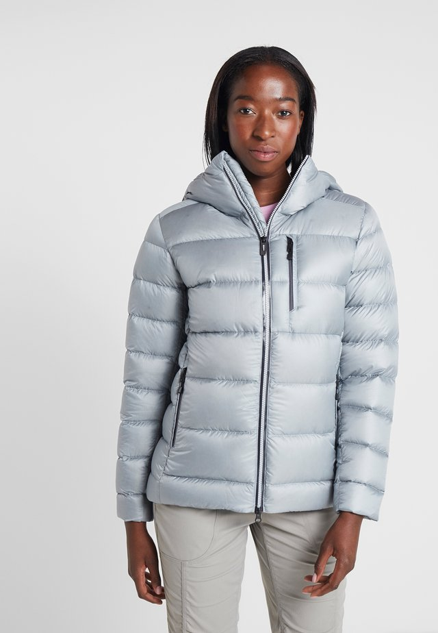 VISION PARKA - Down jacket - limestone