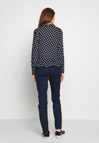 JDY - JDYRANTINI - Button-down blouse - navy blazer - 2
