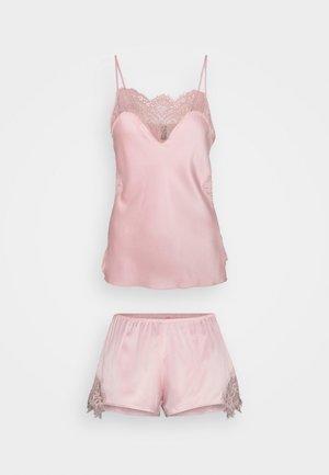 TOP AND SHORTS - Pyjama - blush