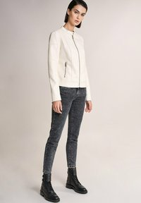 Salsa - PROVIDENCE  - Faux leather jacket - beige - 1