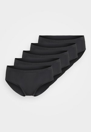 JANE 5PACK - Slip - black