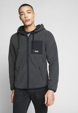 EXTERIOR SHERPA  - Fleecová bunda - light grey