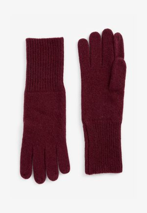 Gloves - purple