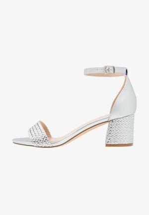 Sandaler - silber