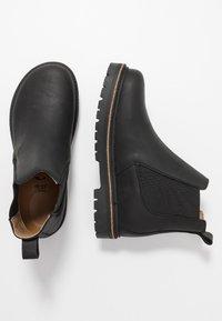 Birkenstock - STALON - Classic ankle boots - black - 3
