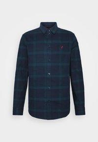 Pier One - Shirt - dark blue/teal - 4