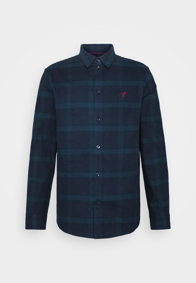 Shirt - dark blue/teal