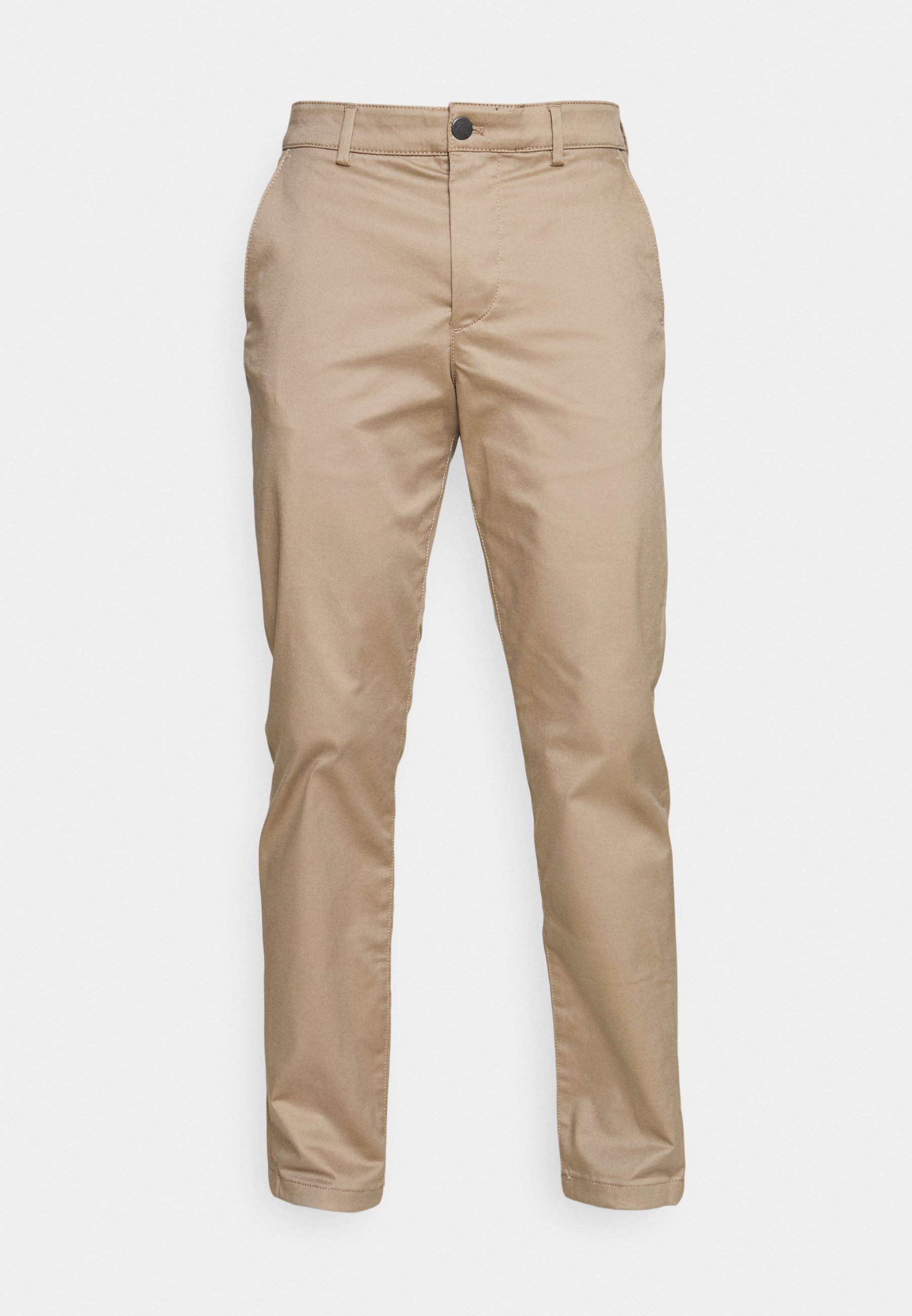Men SLHSTRAIGHT FLEX PANTS - Chinos