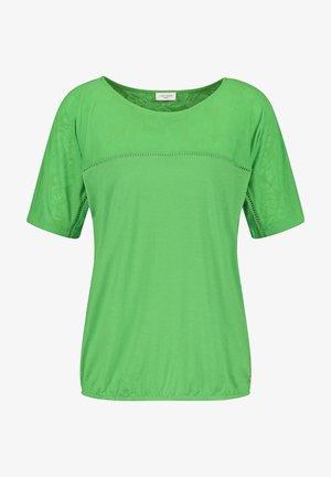 Print T-shirt - botanical