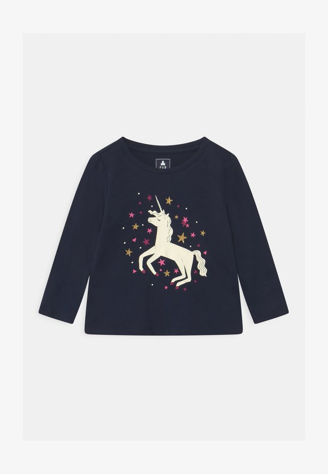 TODDLER GIRL  - Long sleeved top - dark blue