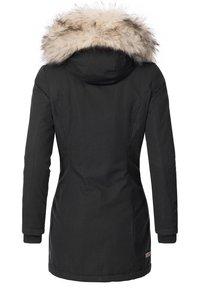 Navahoo - CRISTAL - Winter coat - black - 2