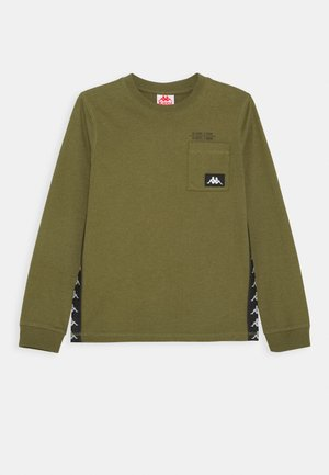 HOLGA - Long sleeved top - winter moss