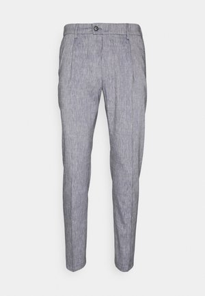 CARE - Trousers - dark blue