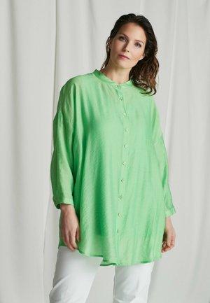 Button-down blouse - petersilie