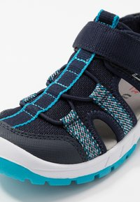 Superfit - TORNADO - Chodecké sandály - blau - 5
