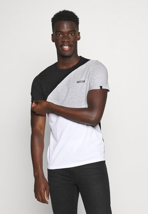 ECHARD - T-shirts print - black
