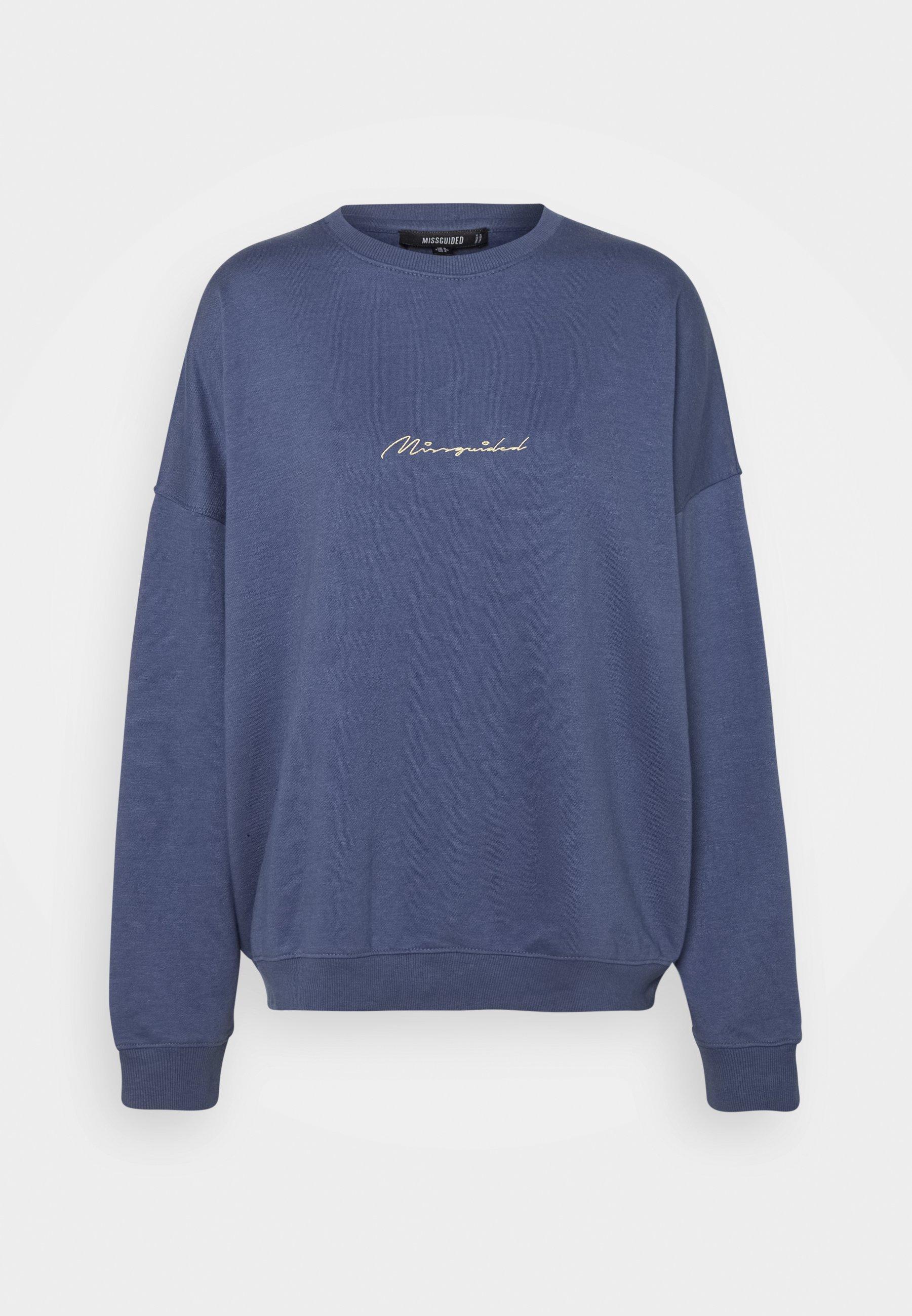 Women SCRIPT DETAIL - Sweatshirt