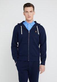 Polo Ralph Lauren - HOOD - Zip-up hoodie - cruise navy - 0
