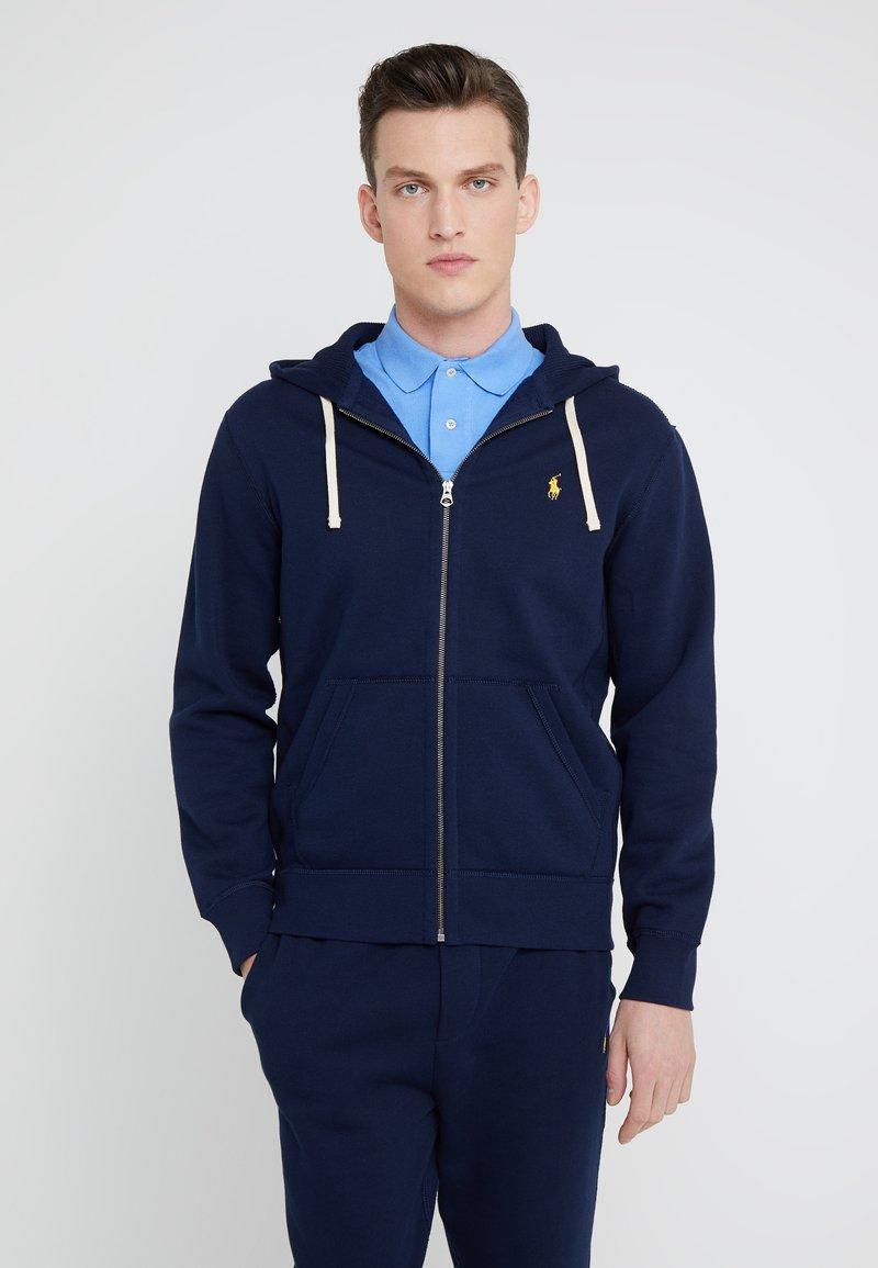 Polo Ralph Lauren - HOOD - Zip-up hoodie - cruise navy