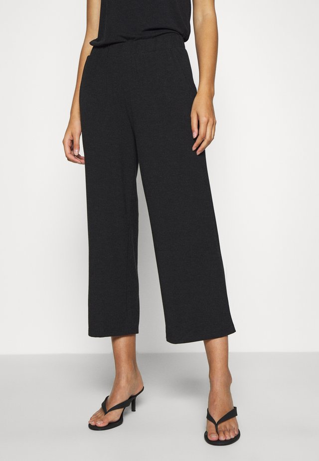 JUMA CULOTTE PANTS - Tracksuit bottoms - dark grey