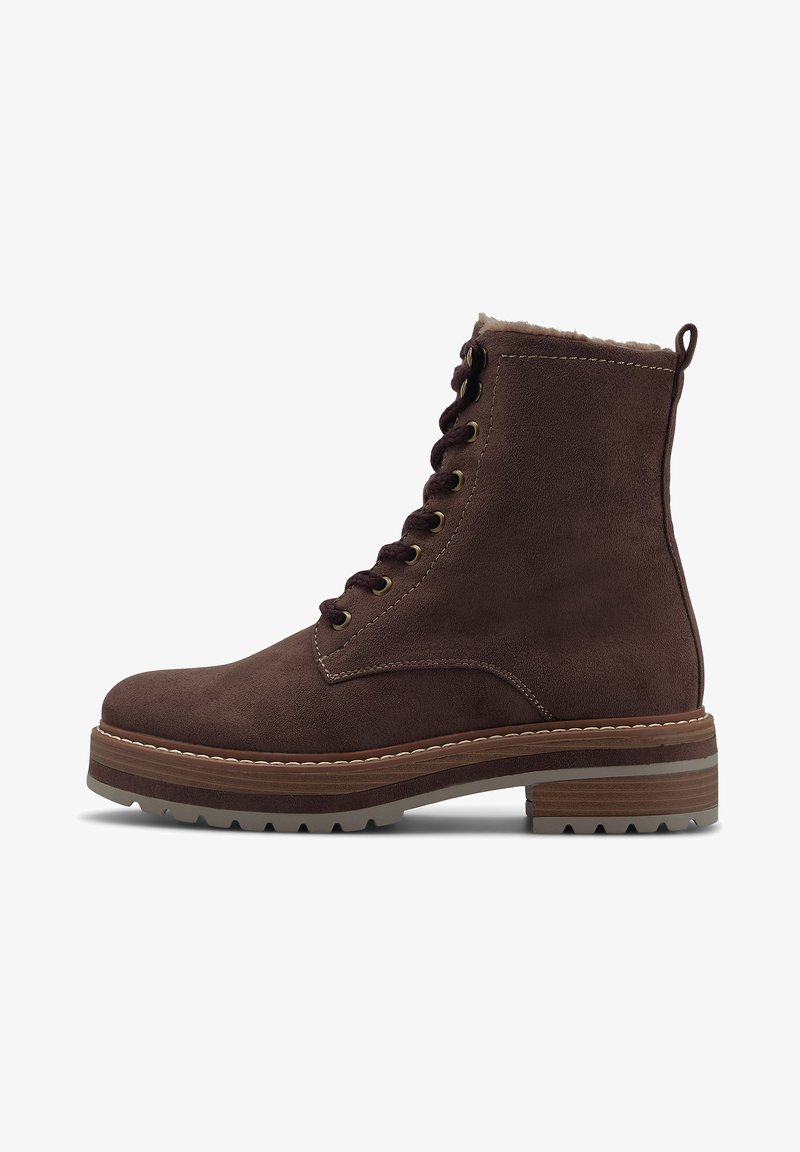 Coolway Freestyle - Winter boots - dunkelbraun