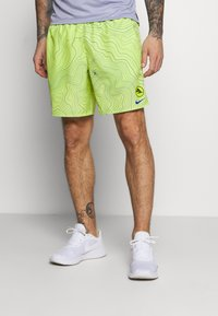 Nike Performance - CHALLENGER SHORT EKIDEN - Pantalón corto de deporte - cyber - 0