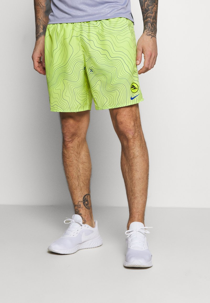 Nike Performance - CHALLENGER SHORT EKIDEN - Pantalón corto de deporte - cyber