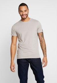 Replay - T-shirt basic - light mud - 0