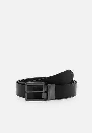 NANO PLAQUE ESSENTIAL BUCKLE SET - Belt - black