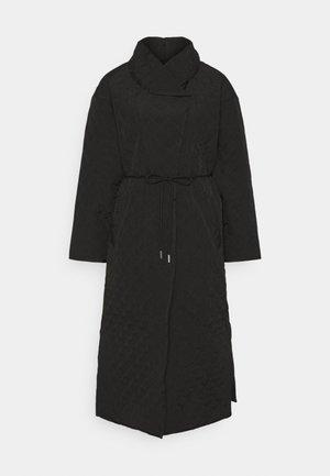 YAKLYN COAT - Cappotto classico - black