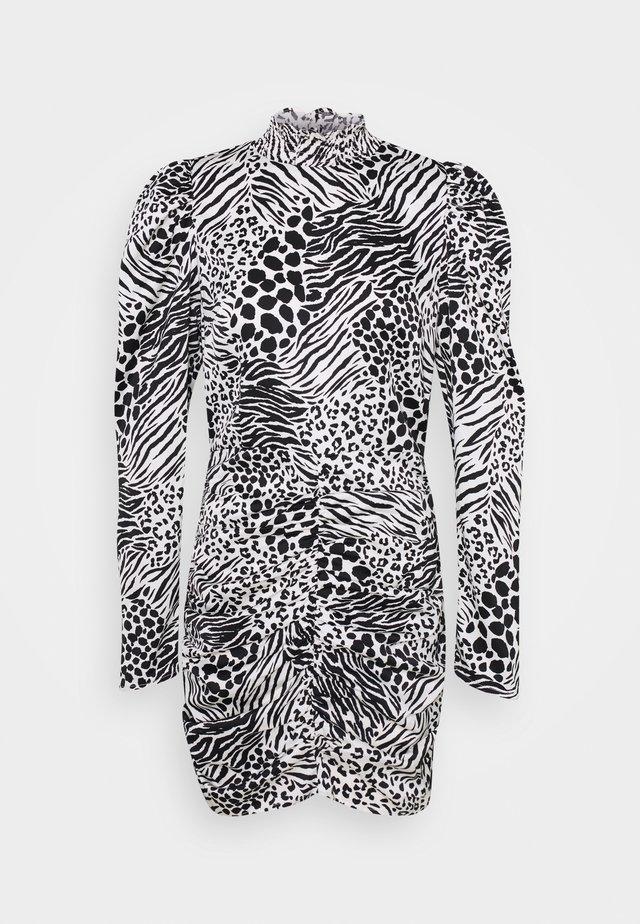 JULIA DRESS - Cocktail dress / Party dress - zebra
