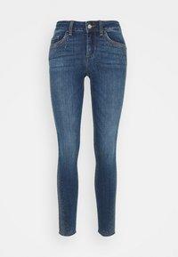 Liu Jo Jeans - DIVINE - Jeans Skinny Fit - den.blue explosion - 0