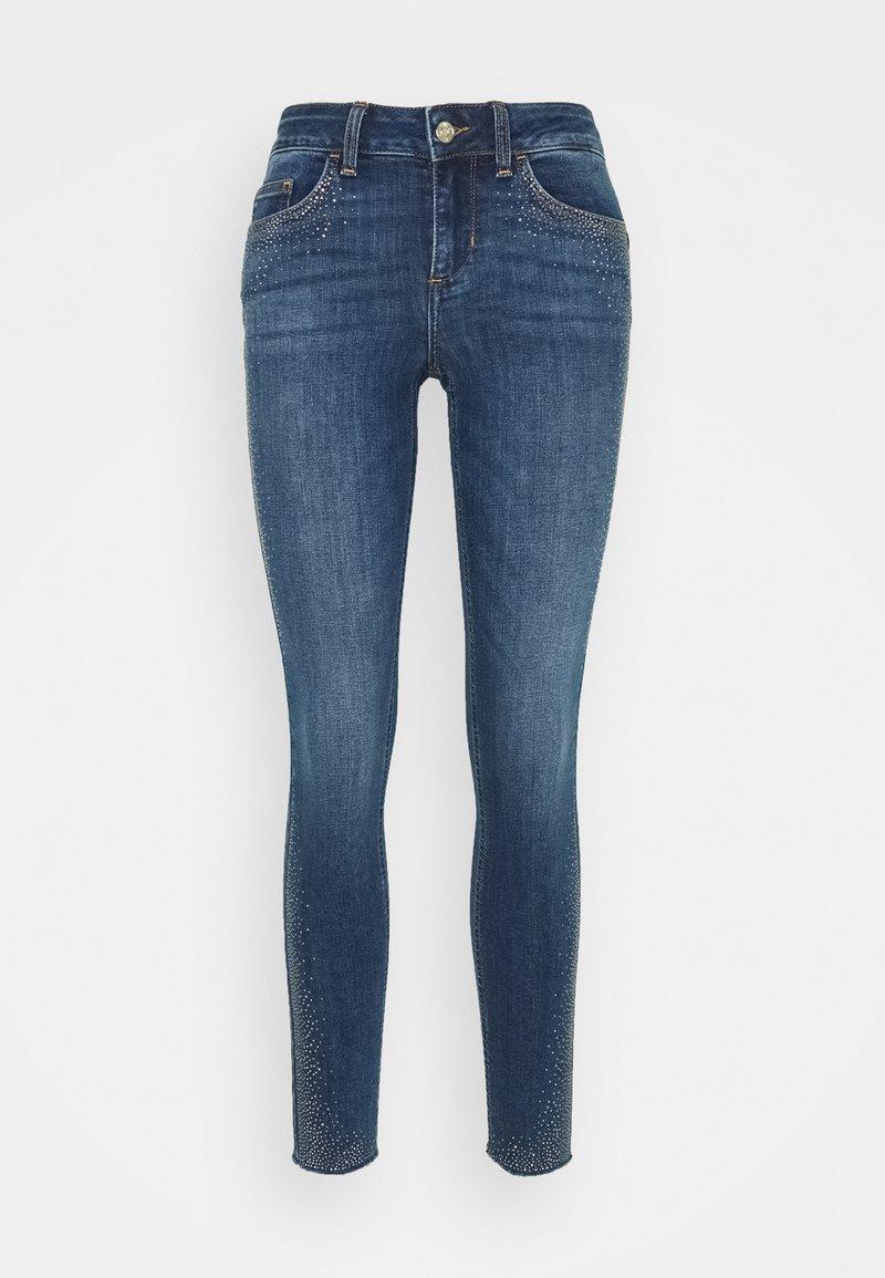 Liu Jo Jeans - DIVINE - Jeans Skinny Fit - den.blue explosion