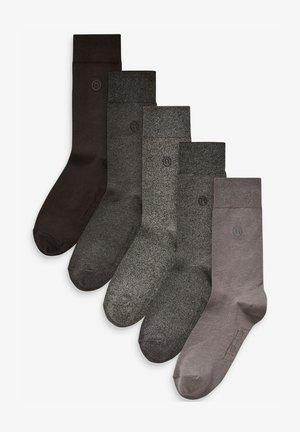 5 PACK - Ponožky - grey