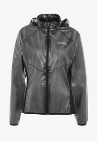 Diadora - X-RUN JACKET - Chaqueta de deporte - black - 5
