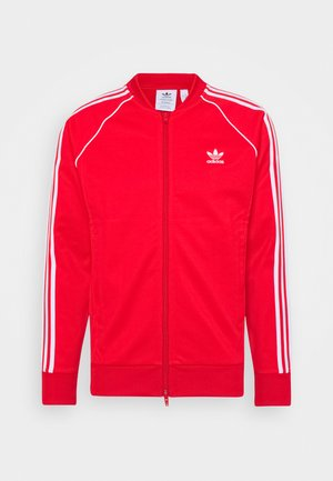Treningsjakke - red/white