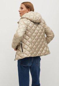 Mango - BLANDIN - Winter jacket - ecru - 2