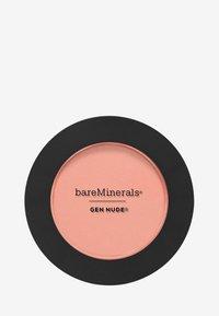 bareMinerals - GEN NUDE POWDER BLUSH - Blusher - pretty in pink - 1