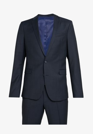 CIMELOTTI SLIM FIT - Kostym - dark blue