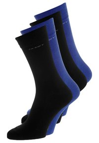 camano - 4 PACK - Socken - prussian blue/black - 0