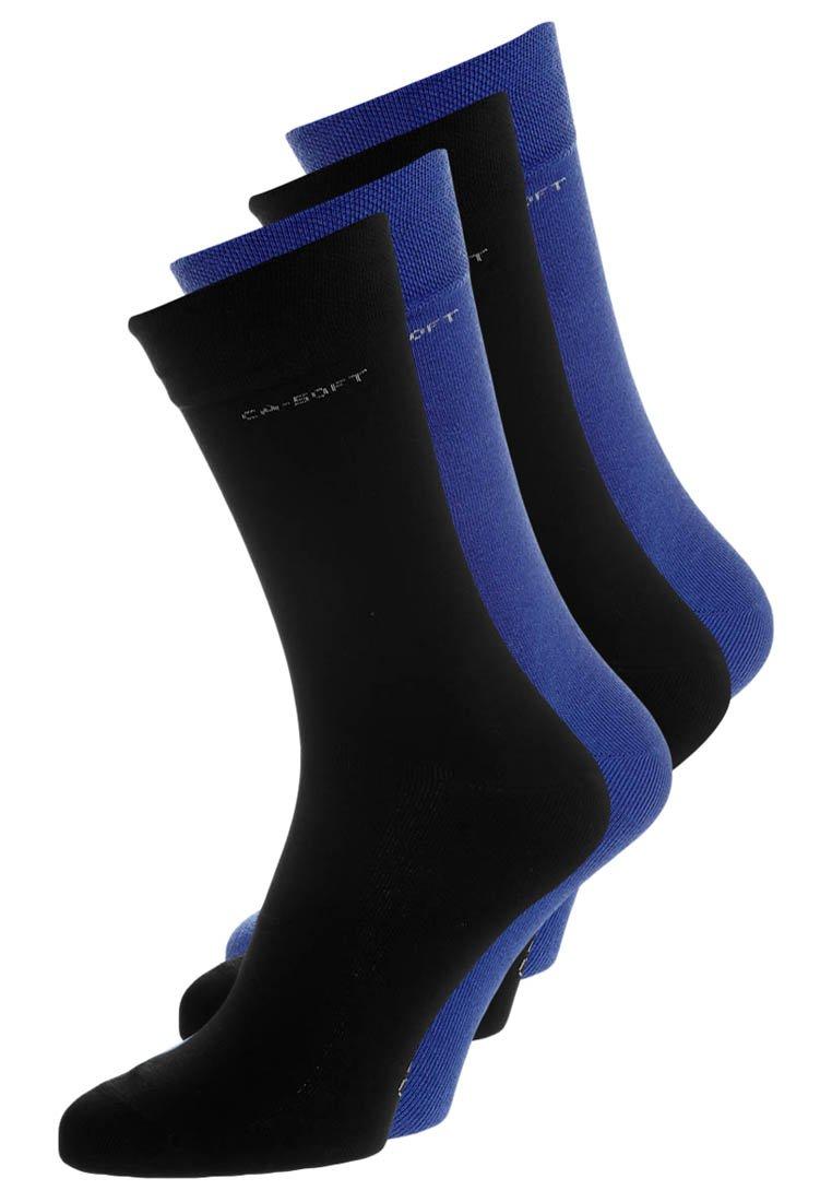 camano - 4 PACK - Socken - prussian blue/black