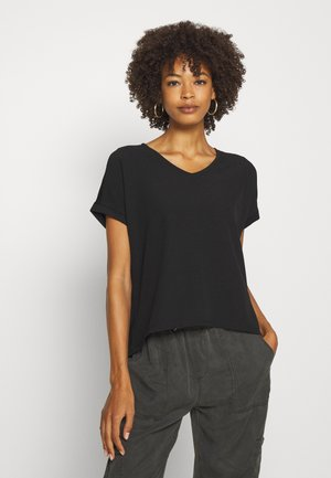 SUMINCHEN - Blouse - black