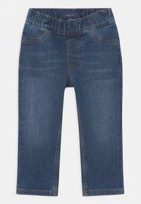 GANT - ARCHIVE SHIELD UNISEX - Slim fit jeans - semi light indigo - 0