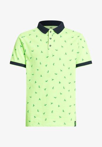Poloshirt - bright green