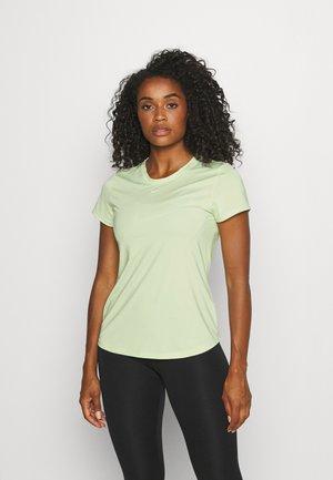 ONE SLIM - T-shirt basic - lime ice/white