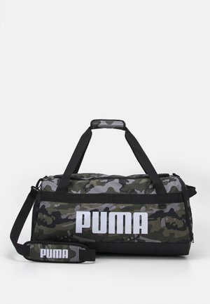 CHALLENGER DUFFEL BAG UNISEX - Urheilukassi - forest night