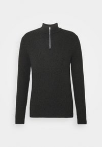 Abercrombie & Fitch - Pullover - navy/olive - 0