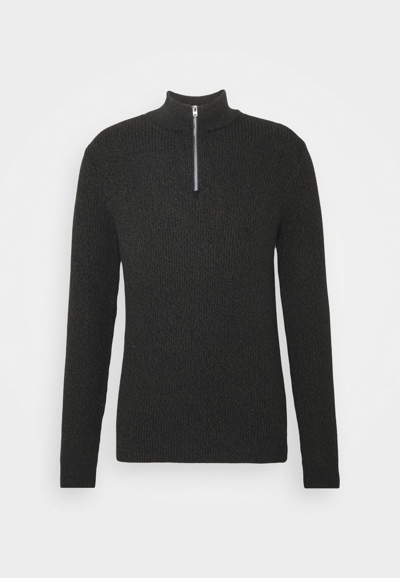 Abercrombie & Fitch - Pullover - navy/olive
