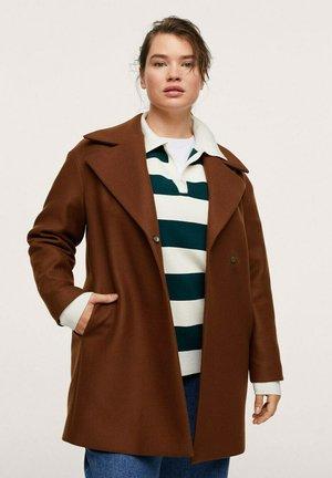 TIERRA - Krótki płaszcz - orange