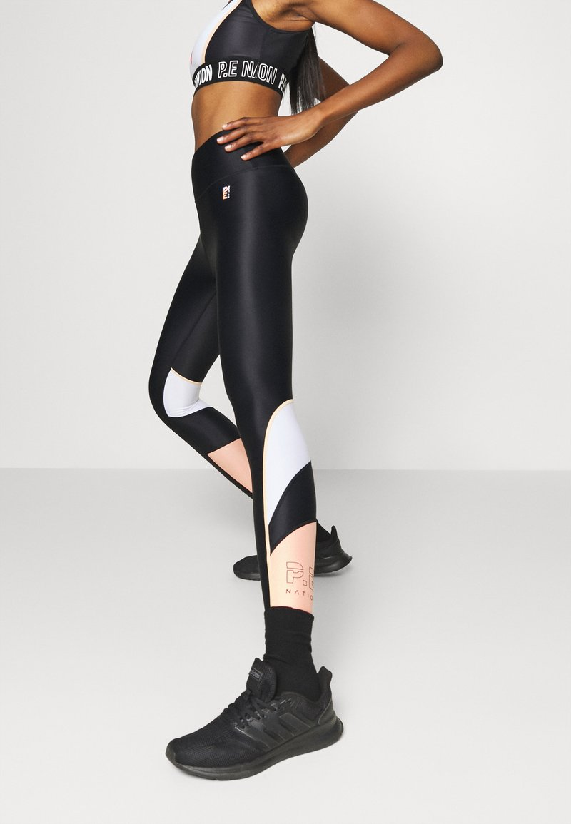 P.E Nation - ALL SPORTS - Leggings - black